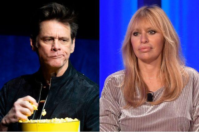 """Jim Carrey replica ad Alessandra Mussolini: """"Sconcertante sia al governo, non sapevo esistesse"""""""