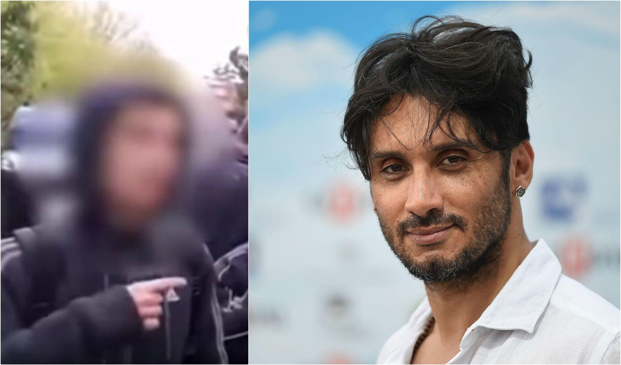 """Torre Maura, il cantautore romano Fabrizio Moro: """"Simone? Mi rivedo nella sua incoscienza"""""""