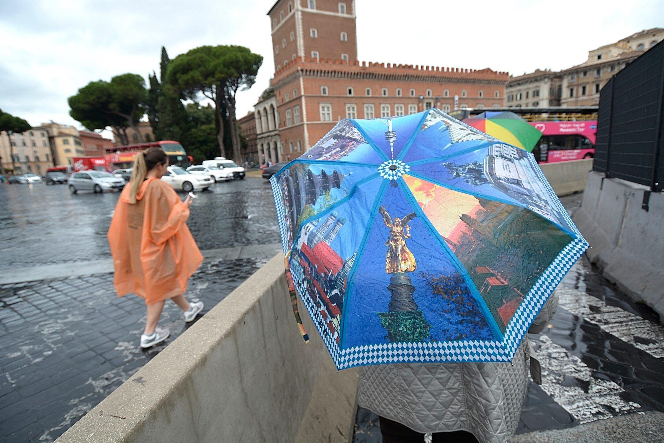 Meteo Roma e Lazio, mercoledì 10 e giovedì 11 aprile torna la pioggia