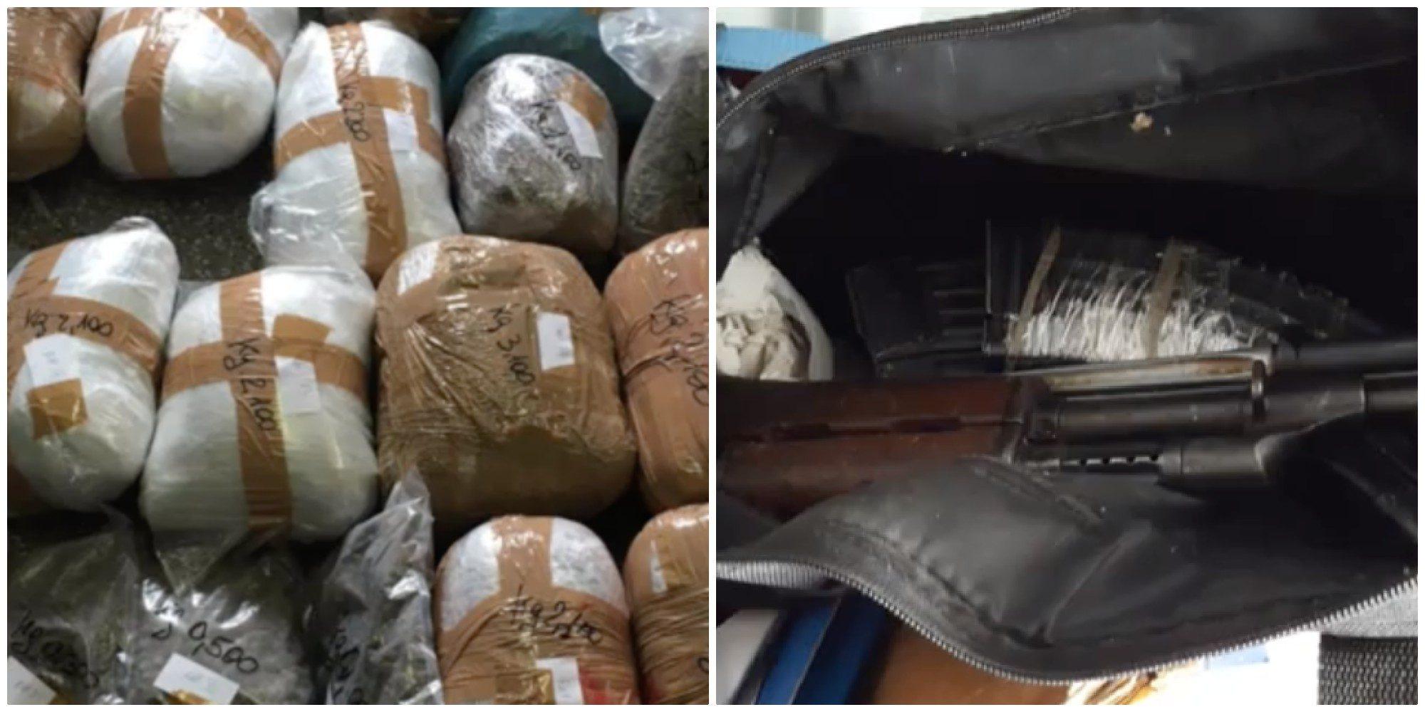 Droga, armi e immigrazione clandestina: l'organizzazione attiva tra Italia, Inghilterra e Albania