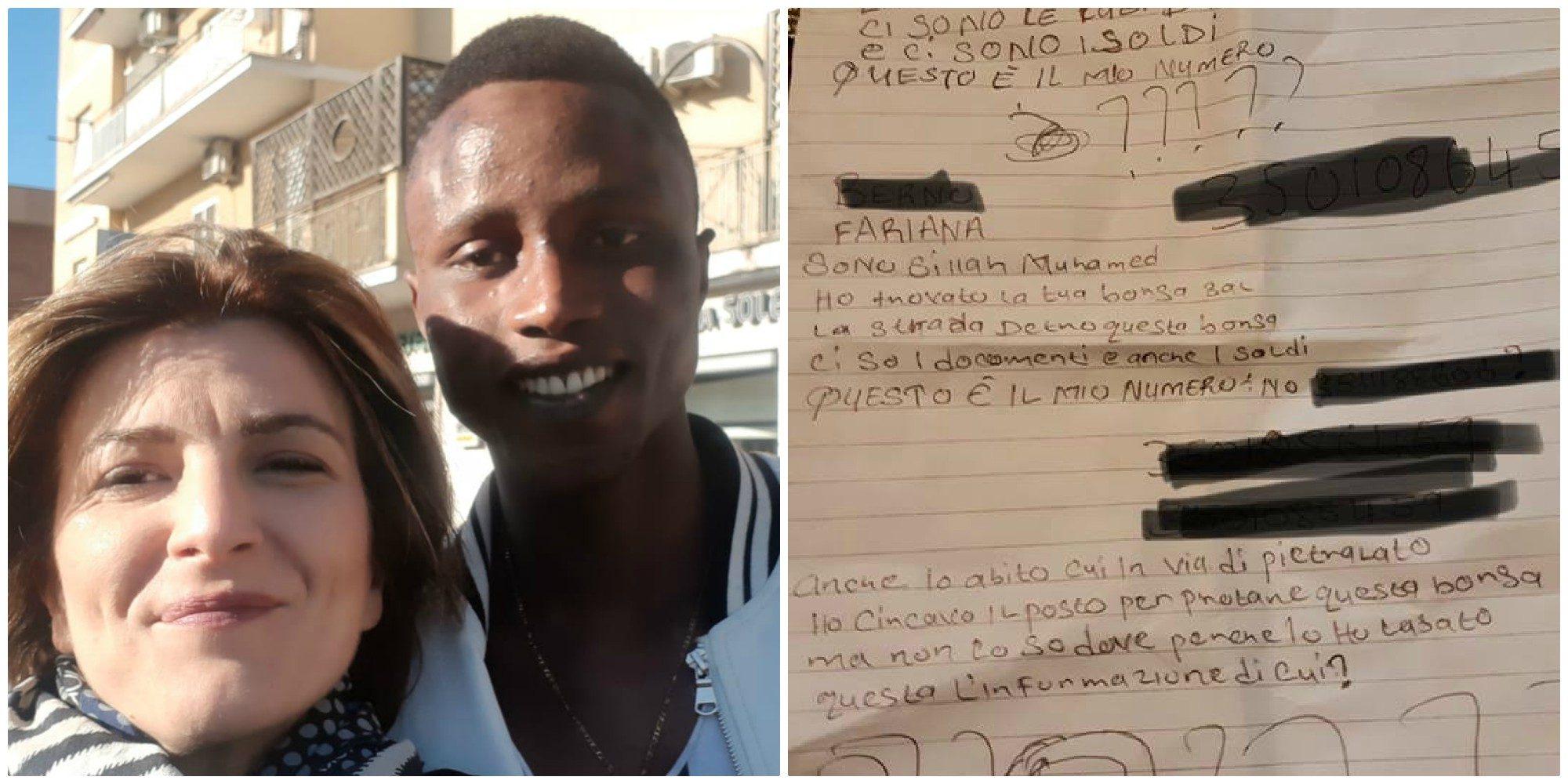 Roma, perde portafoglio con soldi e documenti: trovato da un ragazzo del centro d'accoglienza