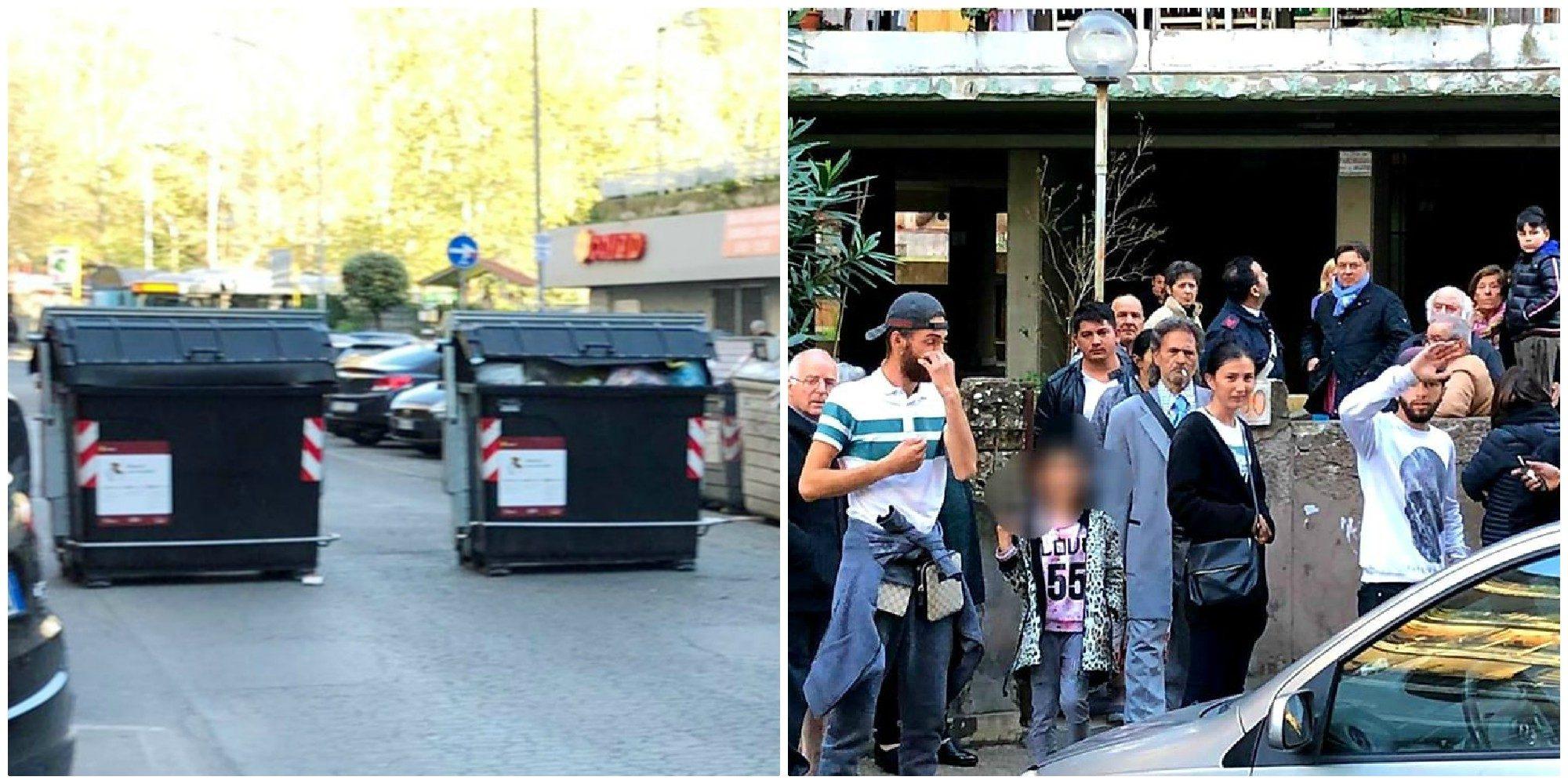 Casal Bruciato, impedito ingresso in casa popolare ai legittimi assegnatari perché sono rom