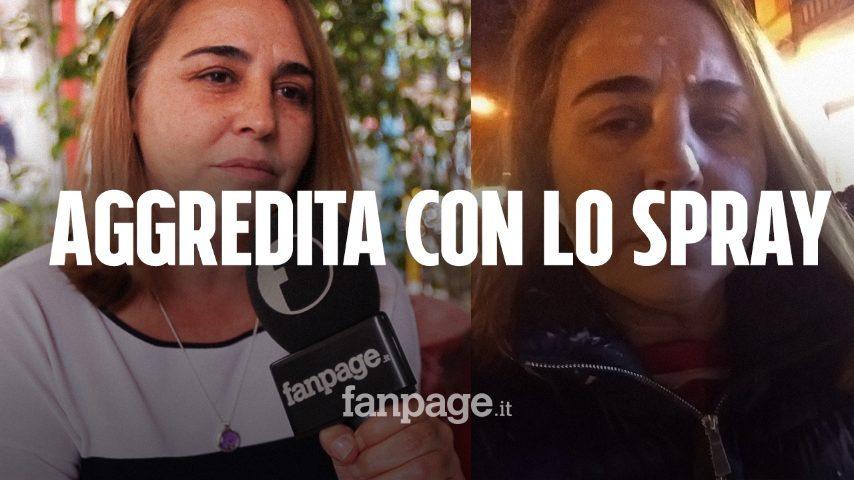 Napoli, donna spagnola aggredita con lo spray da due donne su via Luca Giordano al Vomero