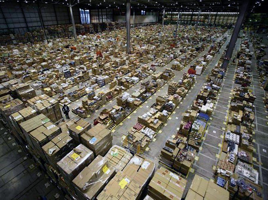 Amazon apre a Napoli: deposito ad Arzano, lavoro per 180 persone