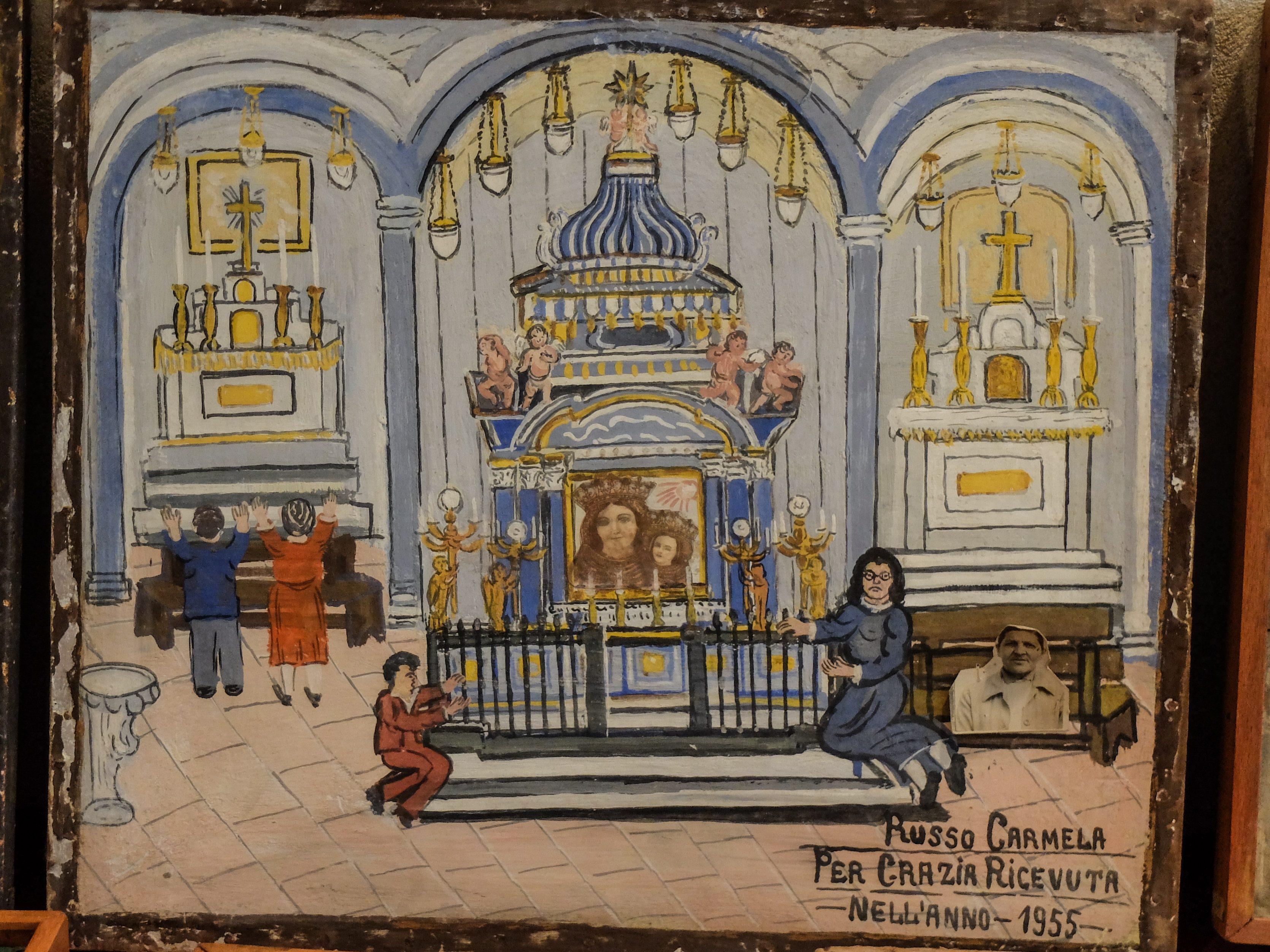 Ritrovati oltre 5mila dipinti rubati, molti sono della Madonna dell'Arco di Sant'Anastasia