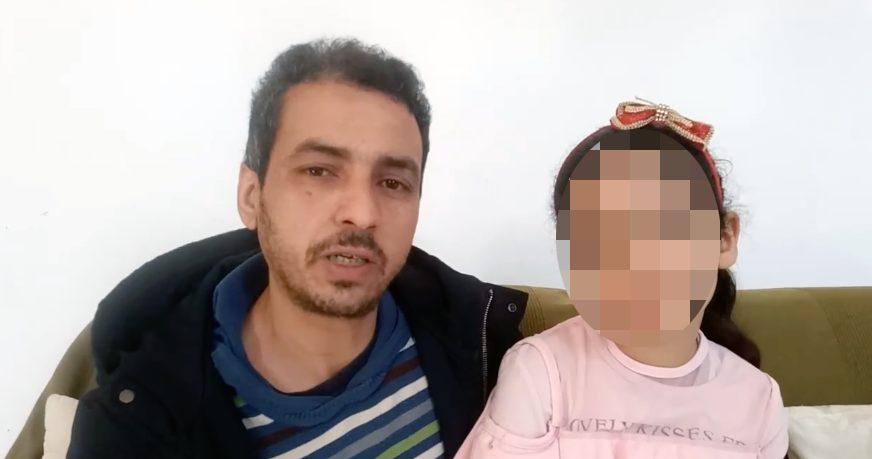 """In coma dopo una caduta, Hamza si è svegliato. Il papà e la sorellina: """"Grazie a tutti"""""""