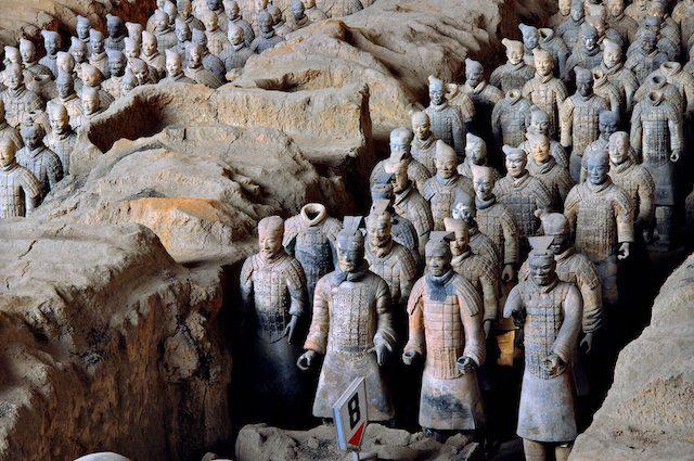 Esercito di terracotta, finalmente svelato il segreto cinese inaspettato delle armi in bronzo