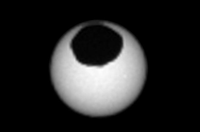 Doppia eclissi su Marte: le lune Phobos e Deimos 'oscurano' il Sole. Le immagini spettacolari