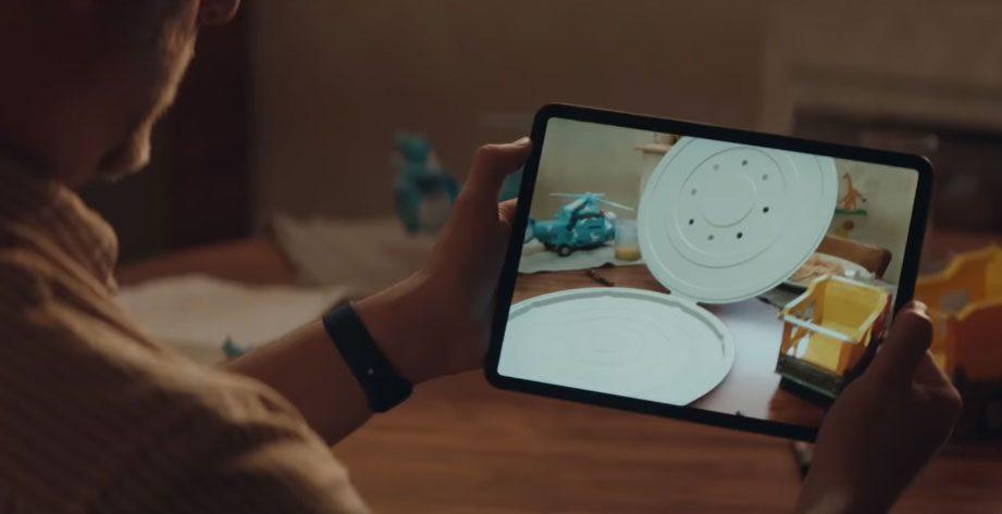 Apple ha brevettato un cartone circolare per la pizza