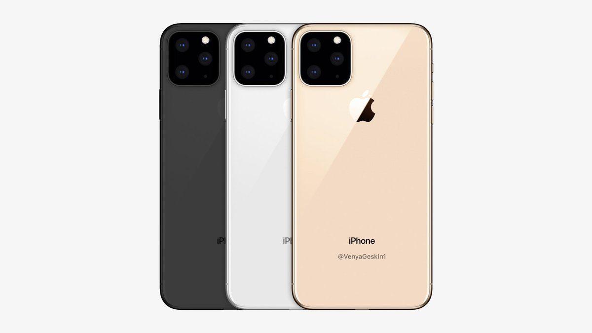 Il nuovo iPhone avrà tre fotocamere: ecco una nuova foto