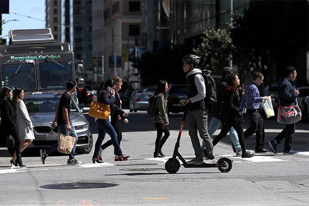 Mobilità elettrica: ecco il decreto per i monopattini elettrici nelle città