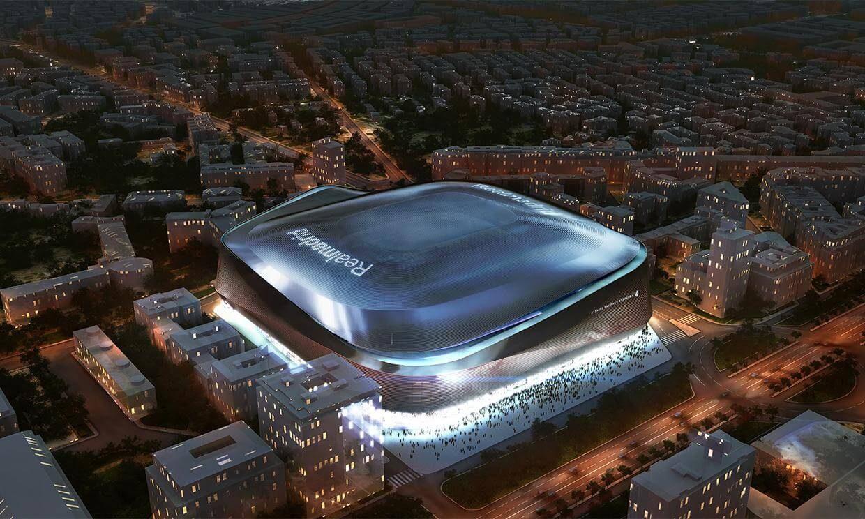 """Real Madrid, Perez toglie il velo dal nuovo Bernabeu: """"Sarà il miglior stadio al mondo"""""""