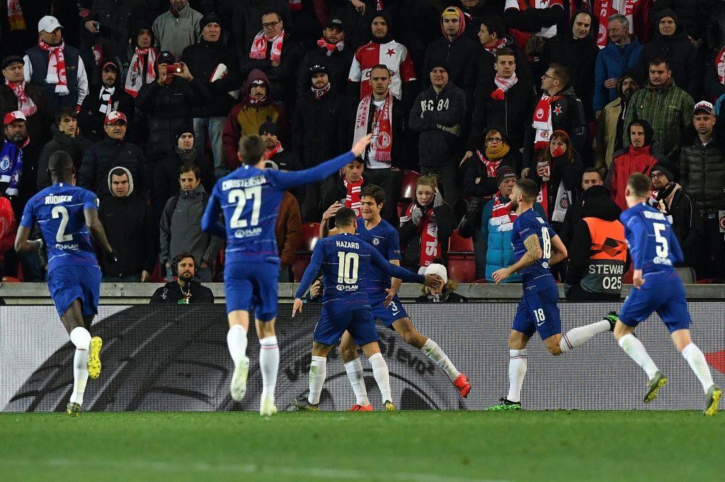 Europa League, i risultati delle partite d'andata dei quarti di finale