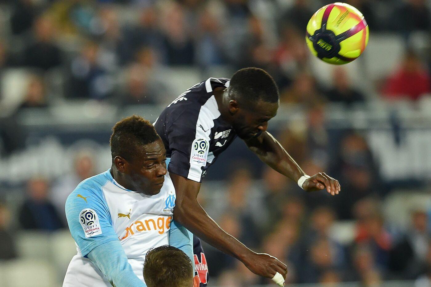 Ligue1, Marsiglia ko e Balotelli si innervosisce: sfiorata la rissa in campo