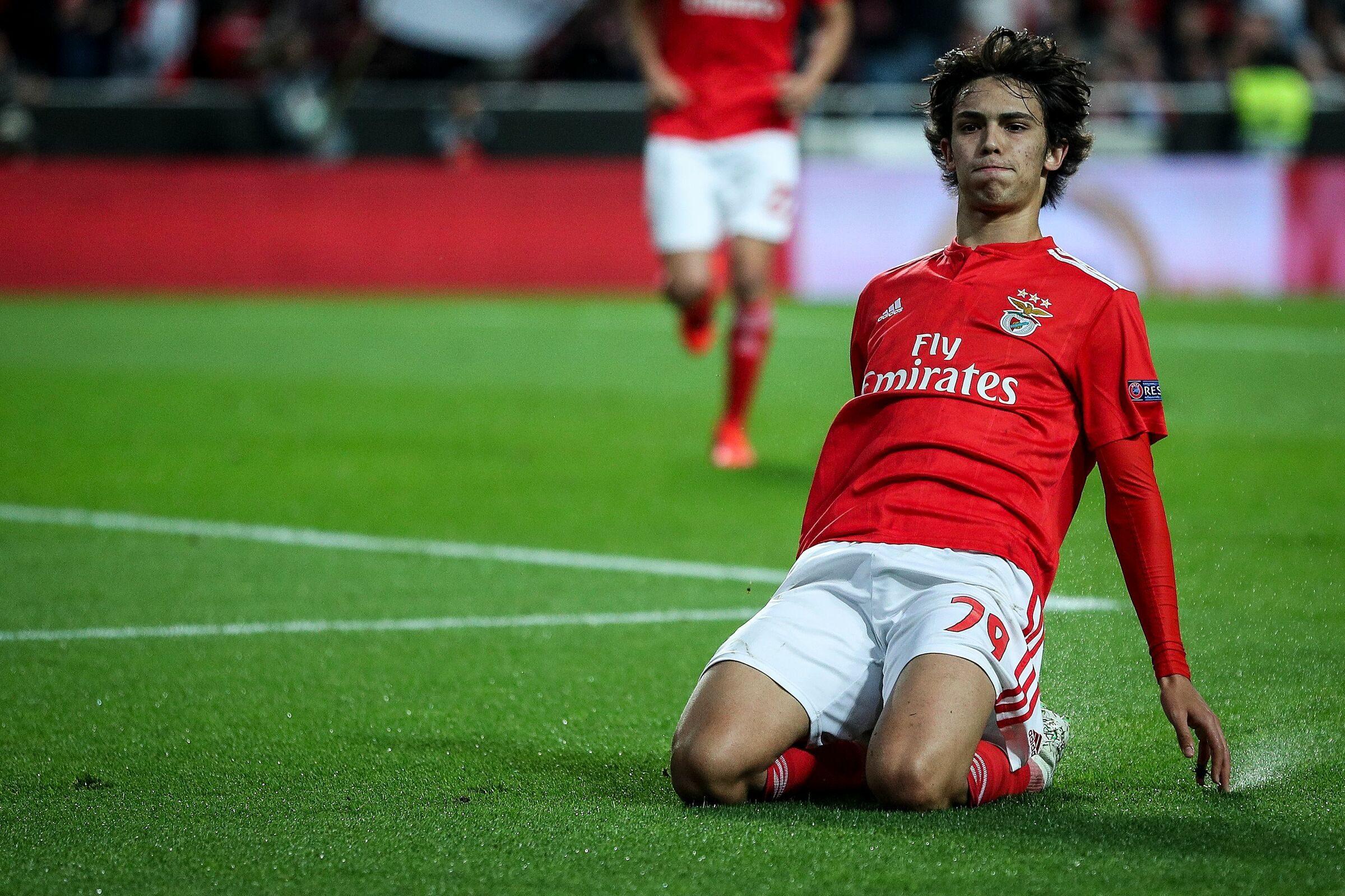 Brilla la stella di Joao Felix: il più giovane ad aver segnato tre gol in Europa League