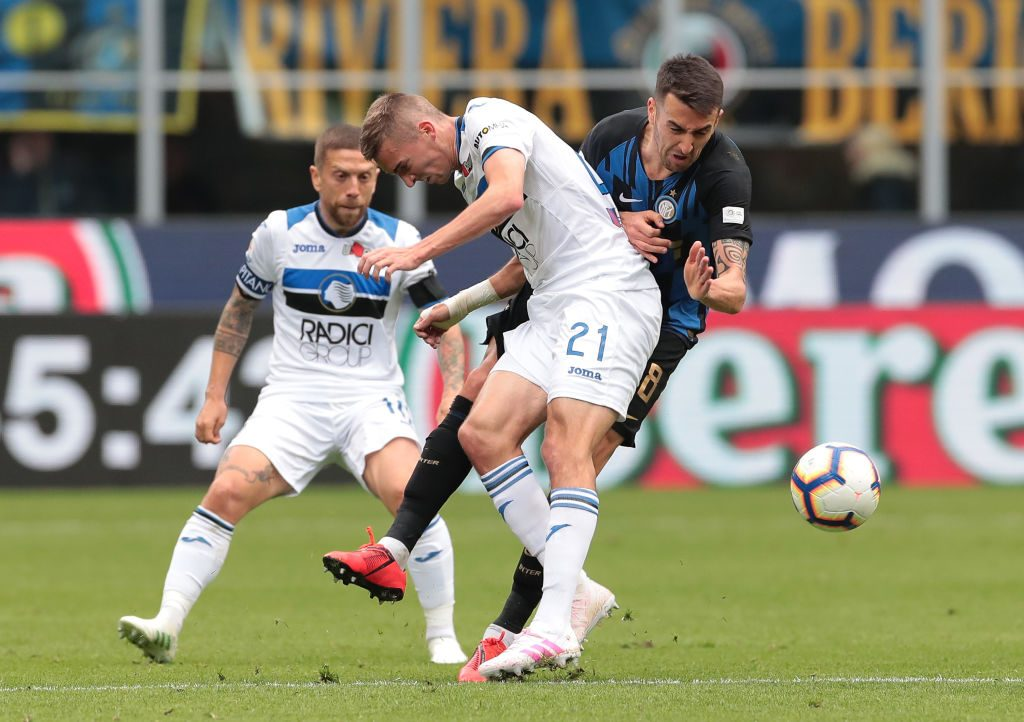 Inter-Atalanta: le pagelle commentate sul risultato di 0-0