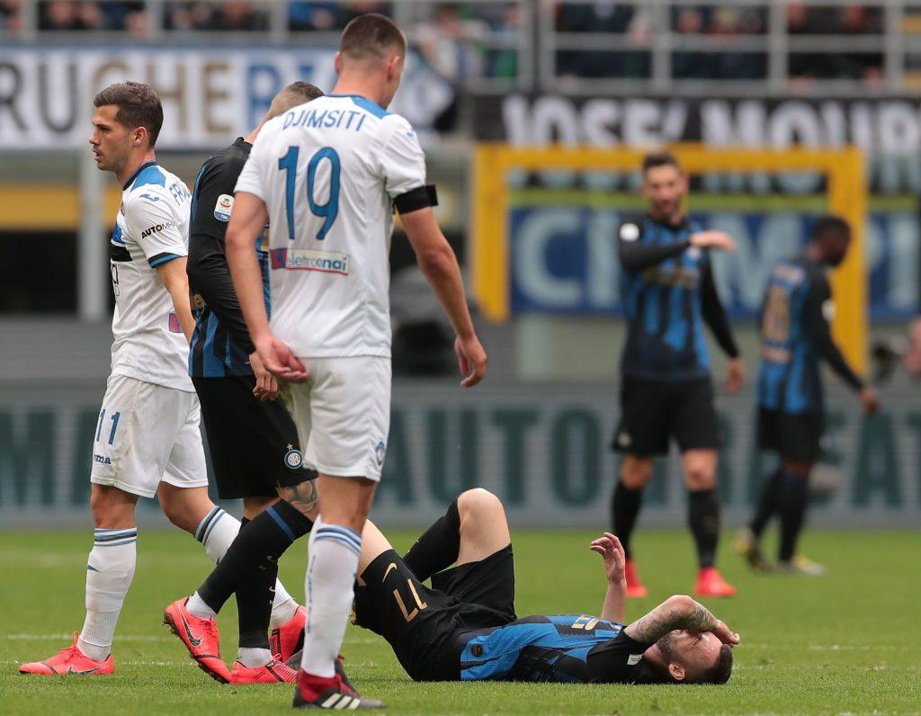 Inter: come stanno Lautaro e de Vrij, le condizioni di Brozovic