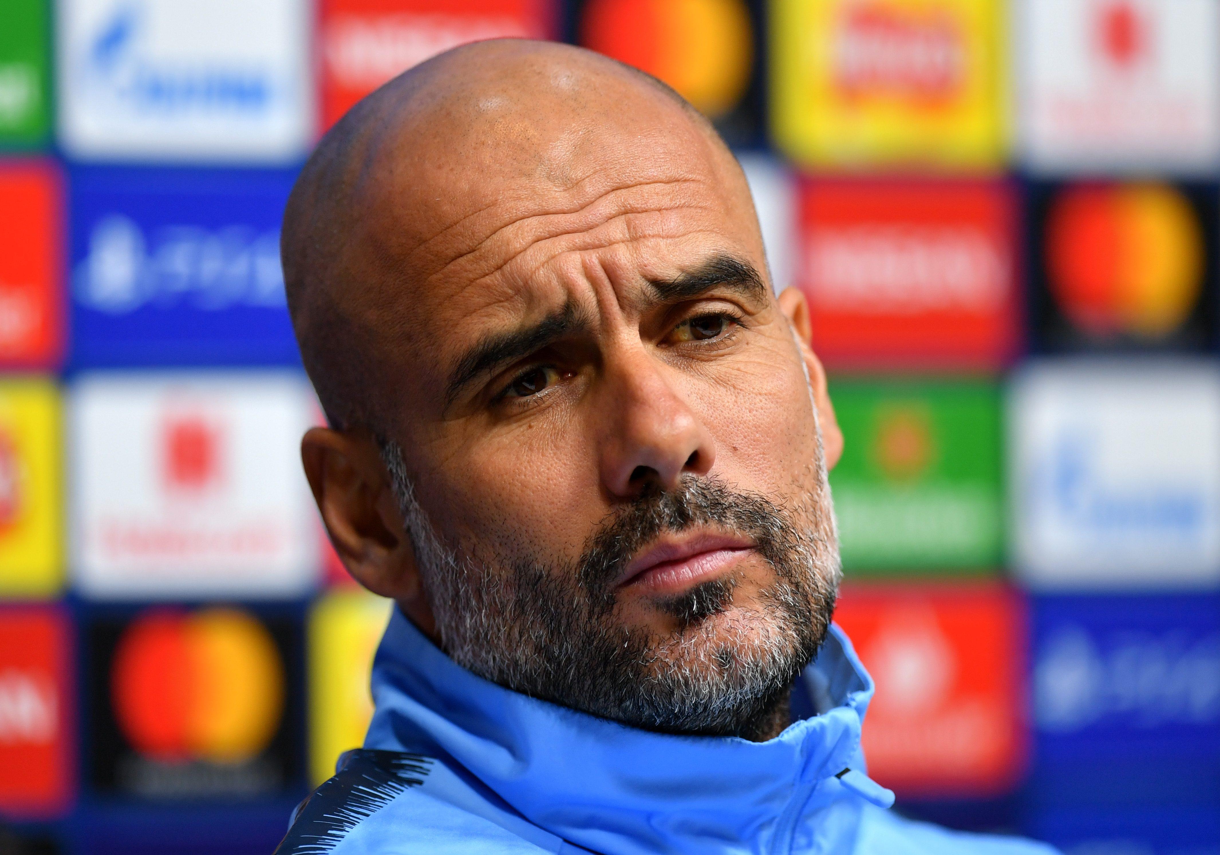 """Guardiola si nasconde: """"La Champions? Tutte i club che sono ai quarti possono vincerla"""""""