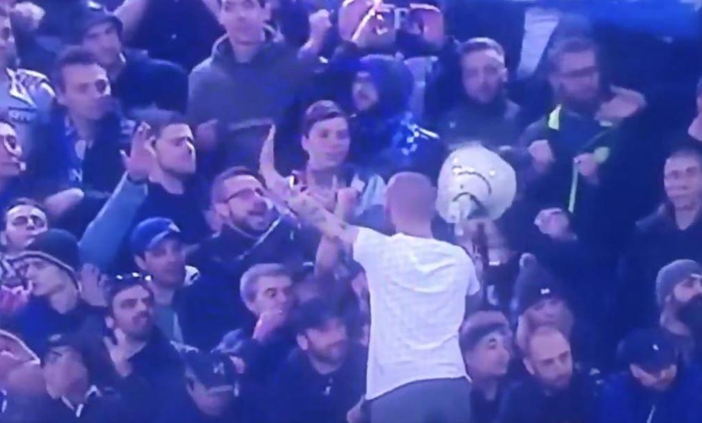 """Segna Icardi, il capo ultrà dell'Inter zittisce i tifosi: """"Non esultate"""""""