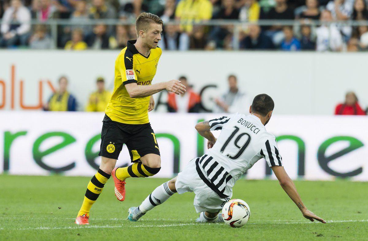 Il Borussia sfotte Bonucci: ricordi quando Reus ti mise a sedere