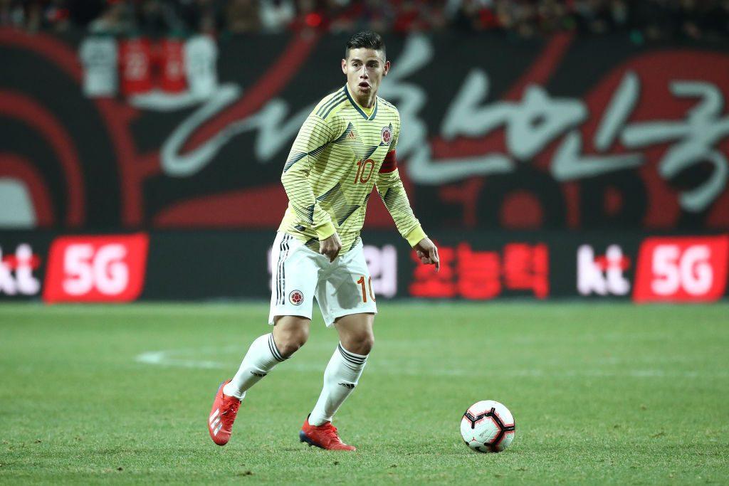 Calciomercato Napoli, ultime notizie sulle trattative: James Rodriguez
