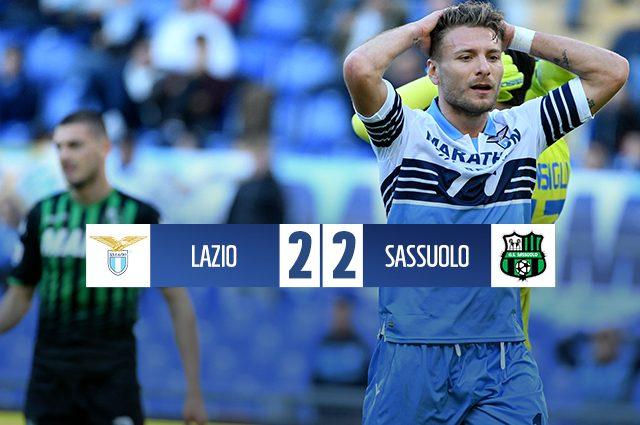 La Lazio ringrazia Lulic: il bosniaco evita la sconfitta con il Sassuolo al 96esimo