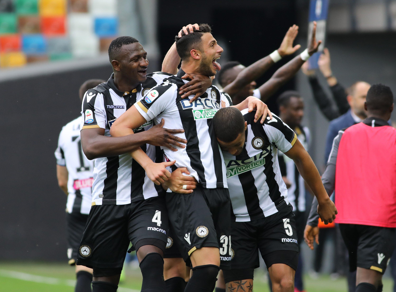 """Udinese e Cagliari si aggiudicano due """"match point salvezza"""": Empoli e Spal ko"""