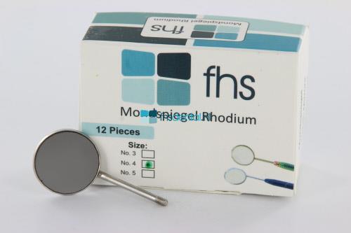 FHS MONDSPIEGELS RHODIUM NR.4 (12st)