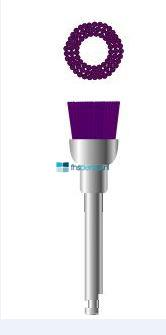 FHS SMART PROPHY BRUSHES RA PAARS MEDIUM (100st)