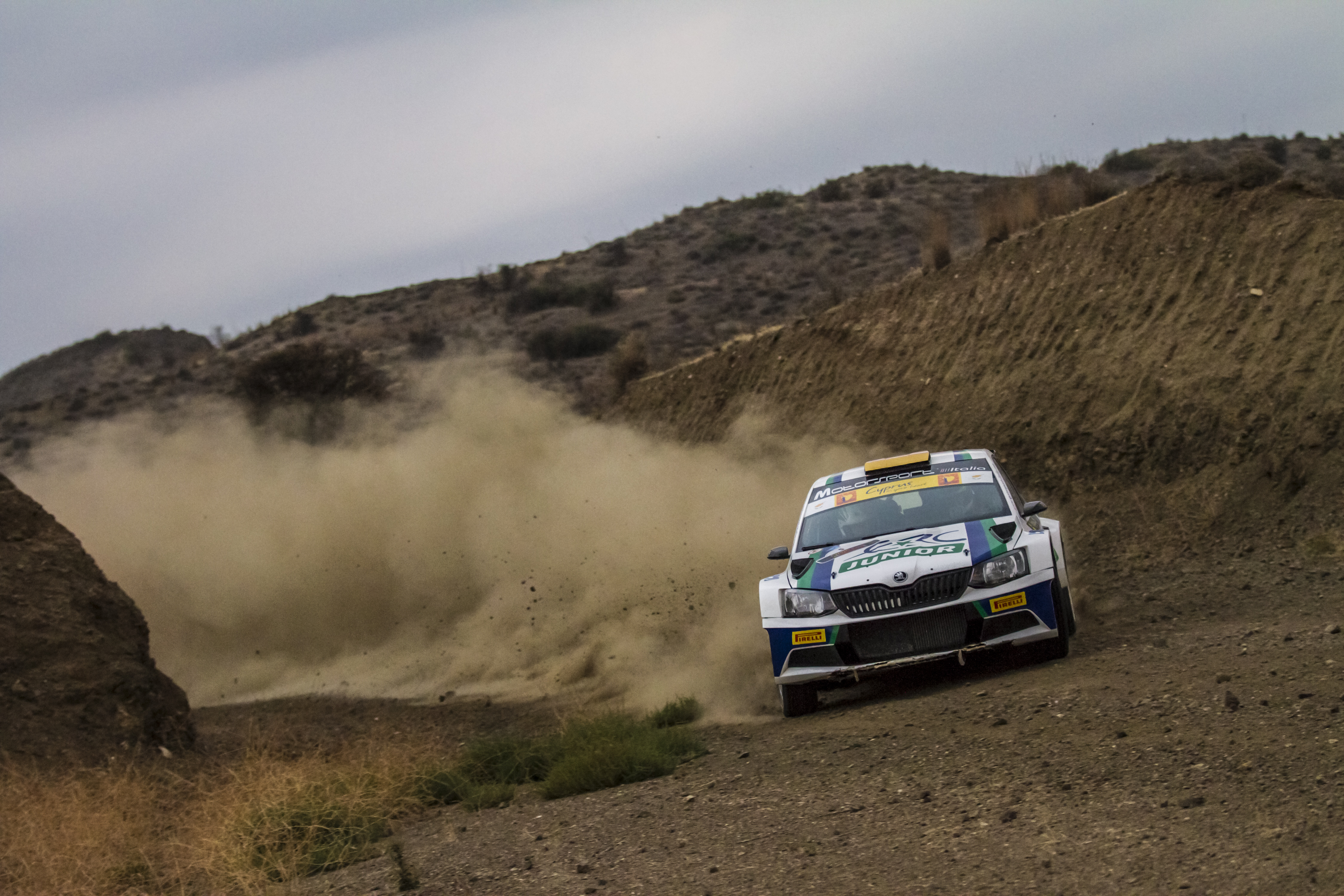After SS5: Griebel's great R5 debut continues in the ERC