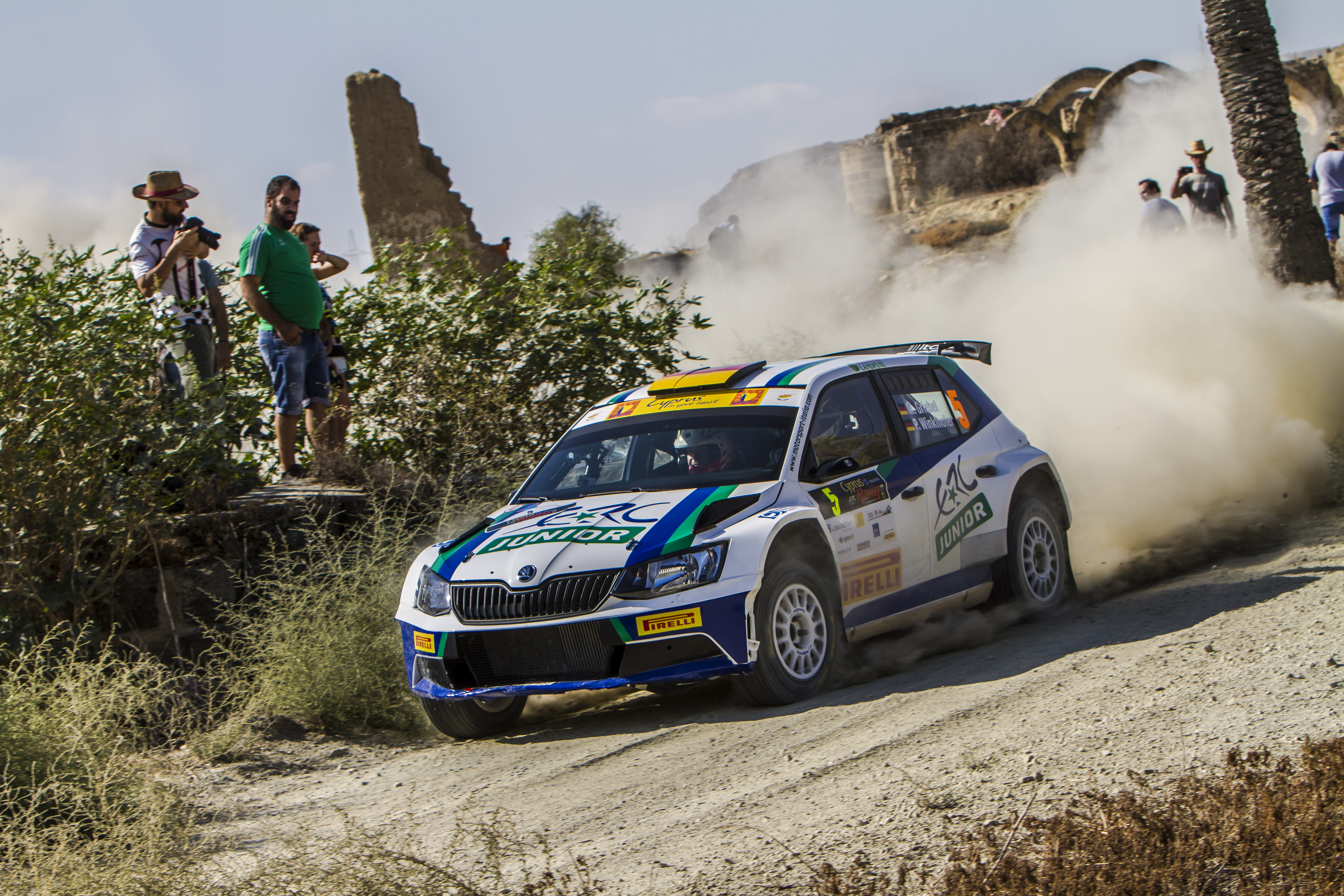 Future World Champion Search Is On As Revamped Erc Junior Prepares