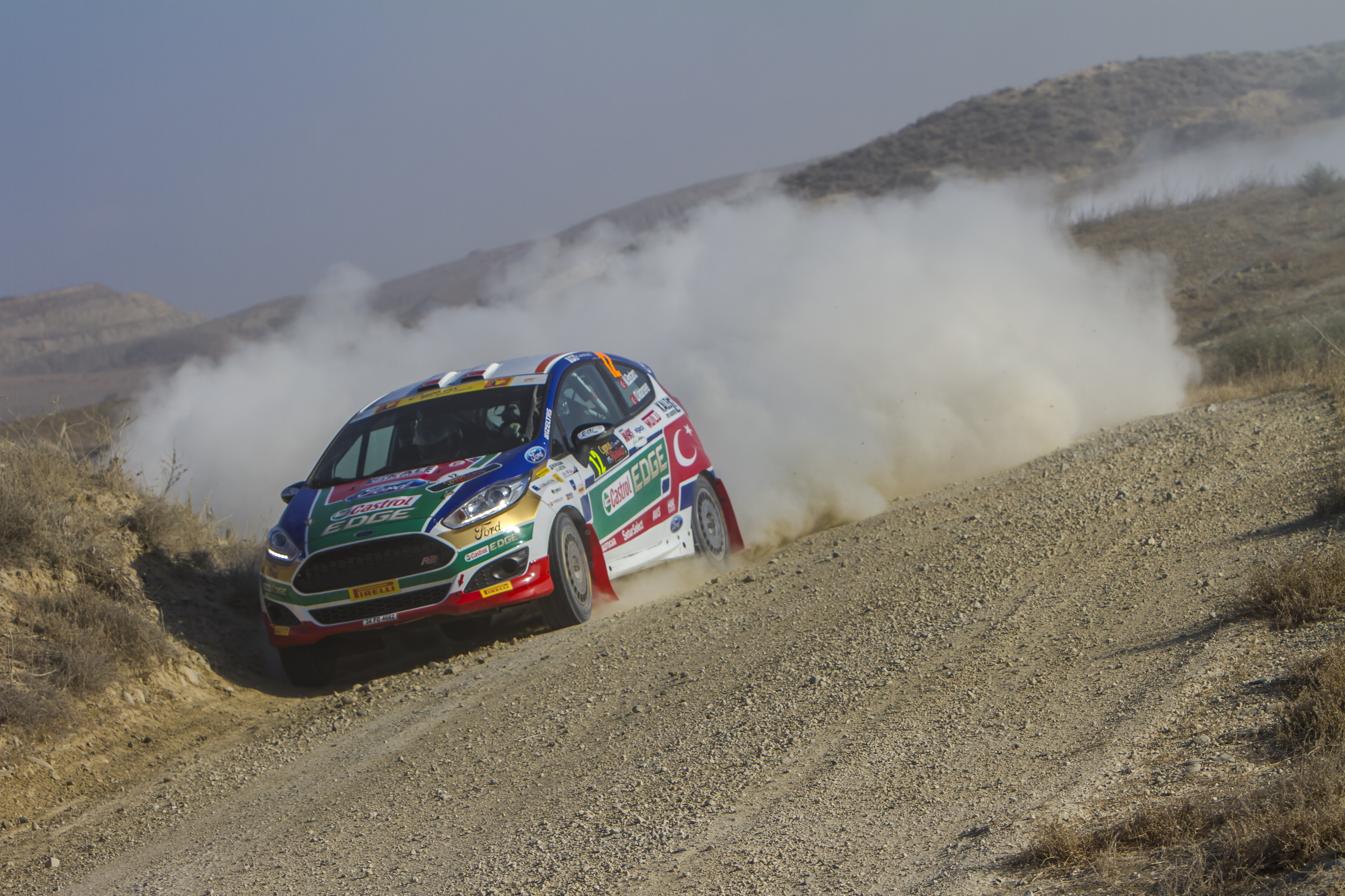 Bostanci and team in charge in ERC3