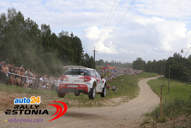 Auto24 Rally Estonia Fia Erc European Rally Championship