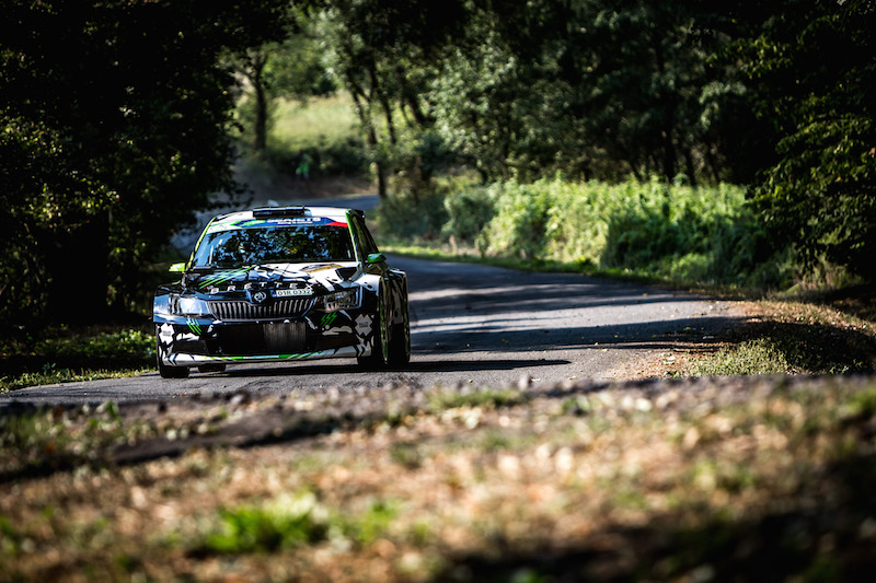 Yates To Bring Erc Junior Experience To The World Stage Fia Erc