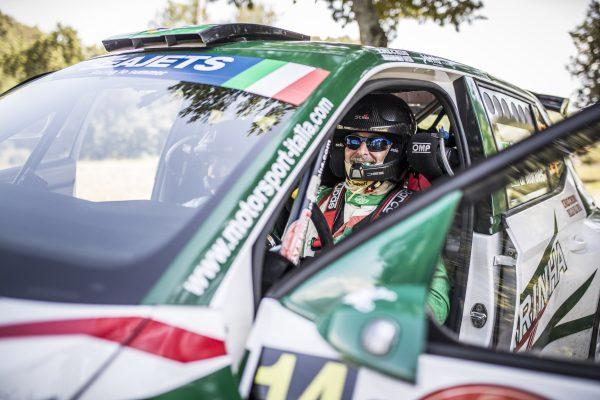 AUTO - ERC RALLY DI ROMA  2018