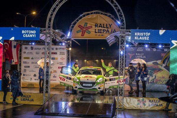 AUTO - ERC LETTONIE RALLY -  2017