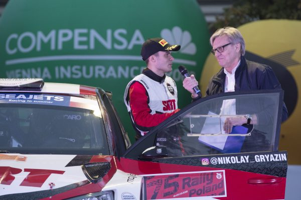 AUTO - ERC RALLY POLAND - 2018