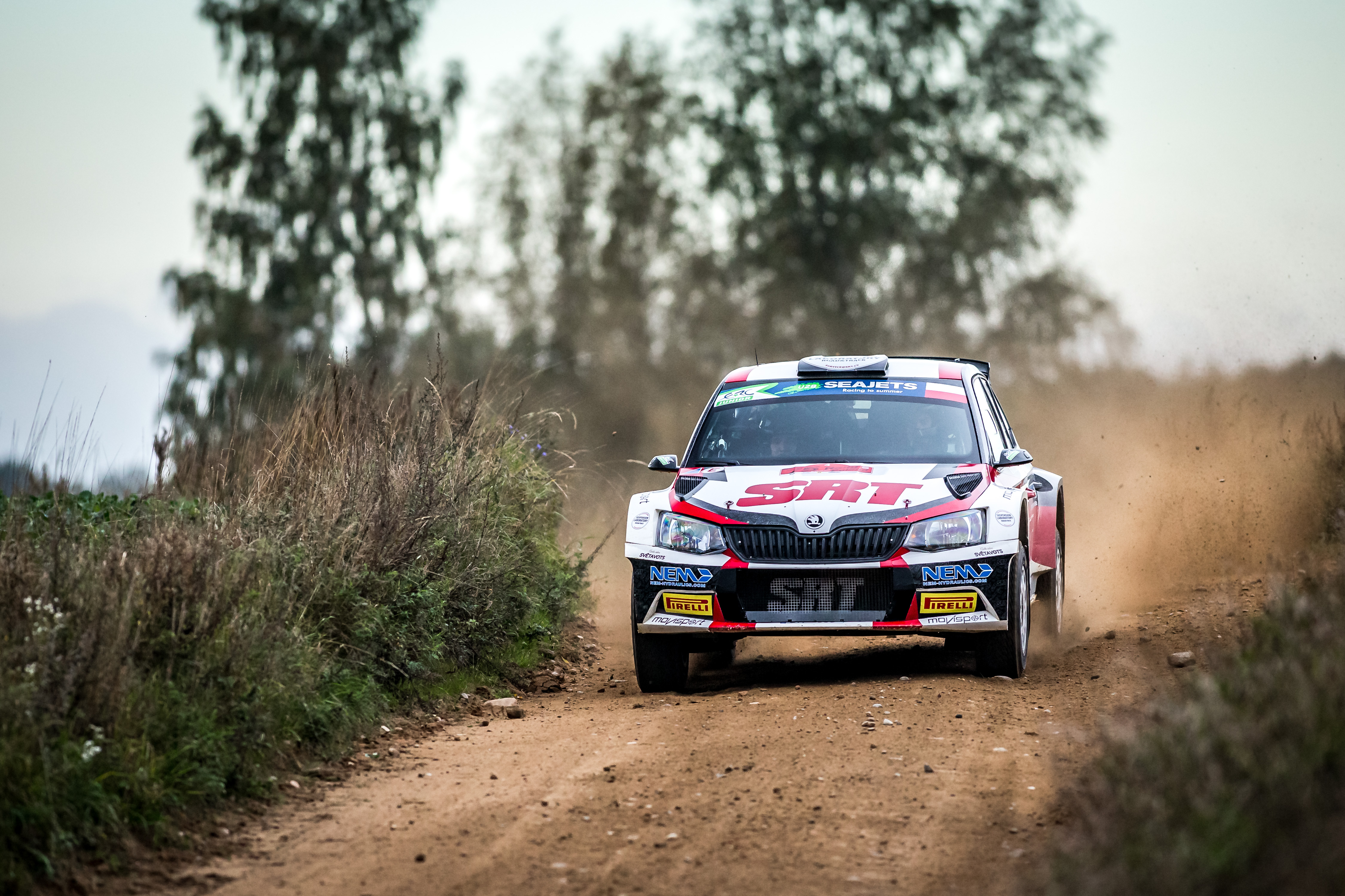 Season recap #7: Gryazin in Pole position with sensational ERC victory