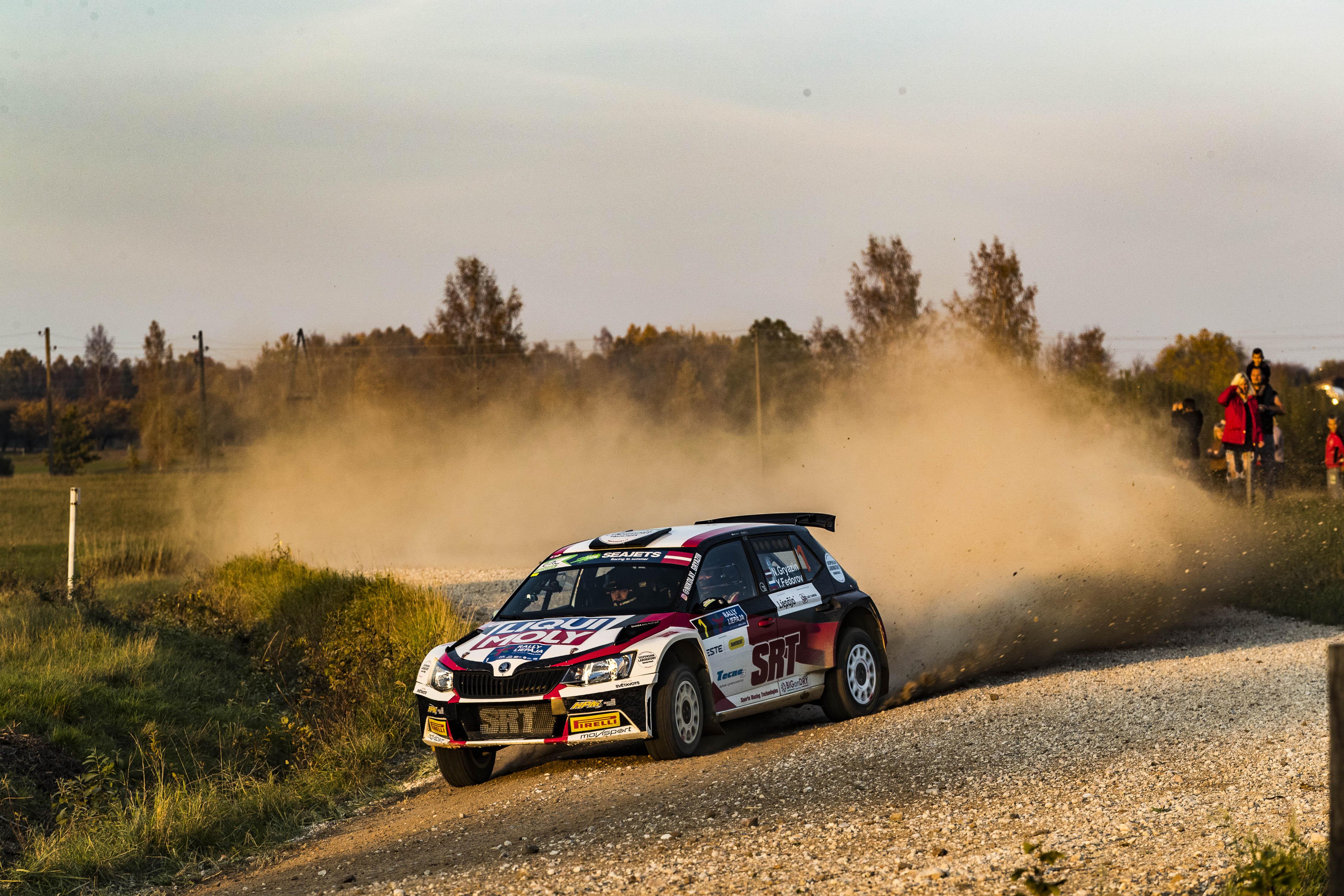 Rally Liepāja 2019 - FIA ERC | European Rally Championship