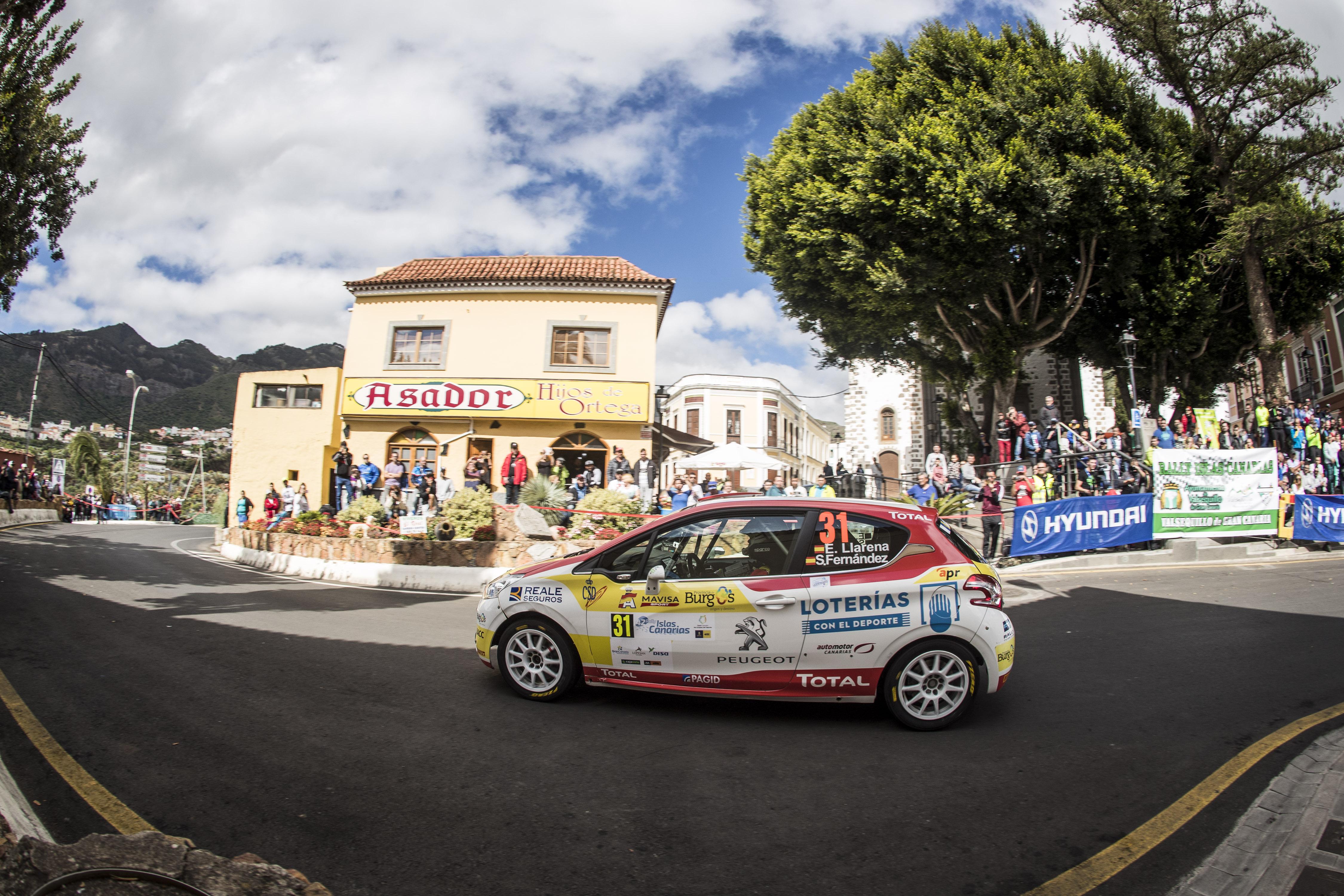 Wrc Calendario 2020.Rally Islas Canarias 2019 Fia Erc European Rally