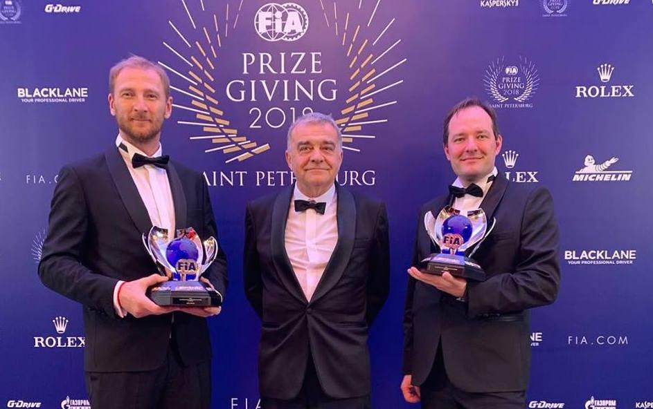 Lukyanuk premiato come Campione FIA ERC sotto gli occhi di Ogier