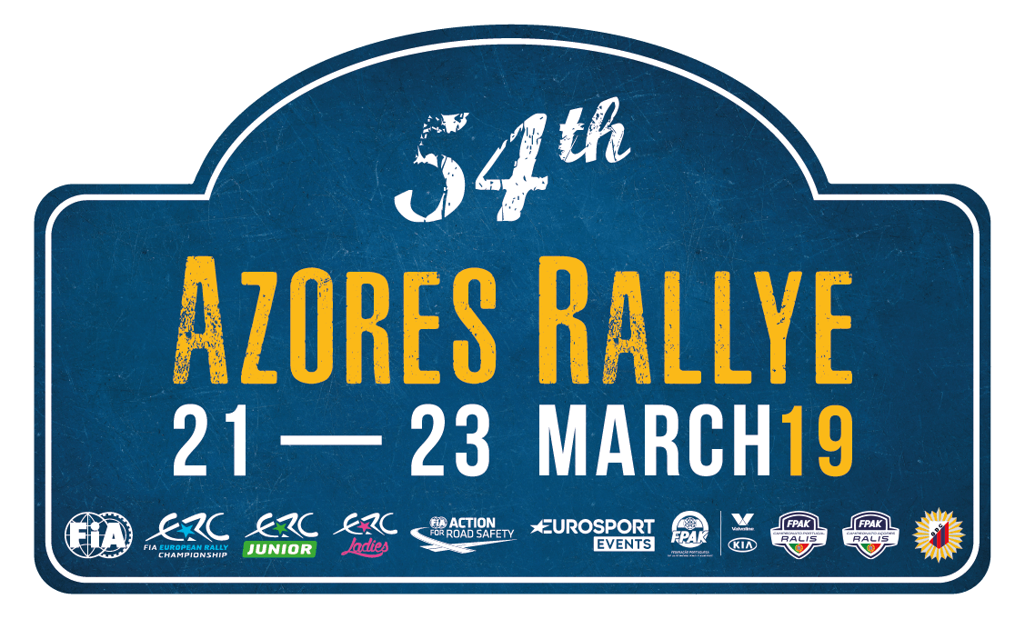 Excitement builds as Azores organisers reveal new logo for ERC opener