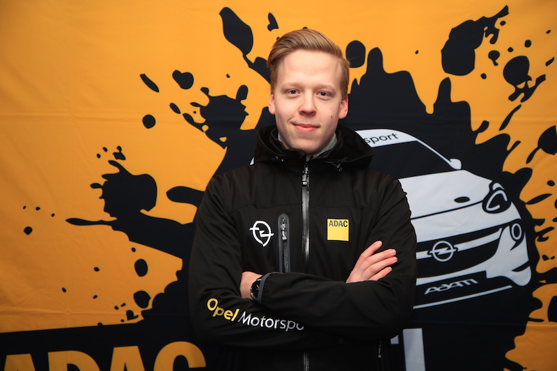 Lundberg, Munster join ADAC Opel Rallye Junior Team for ERC, Opel confirms Corsa R2 project