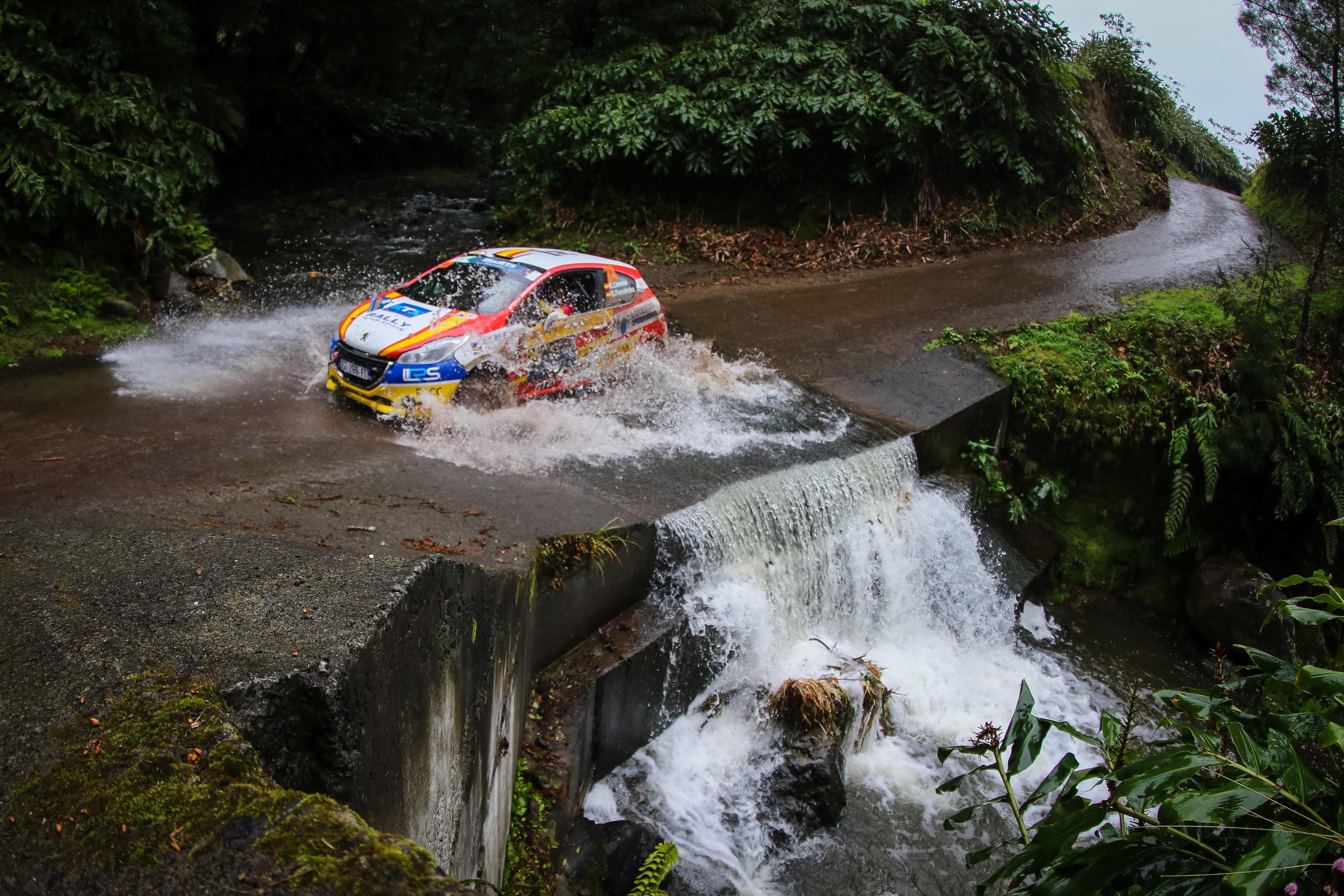 ERC3 Junior: Llarena takes first victory