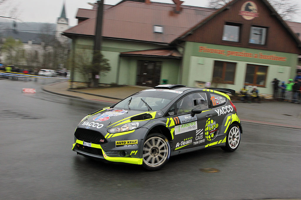 ERC Junior Cais stars in R5 try-out