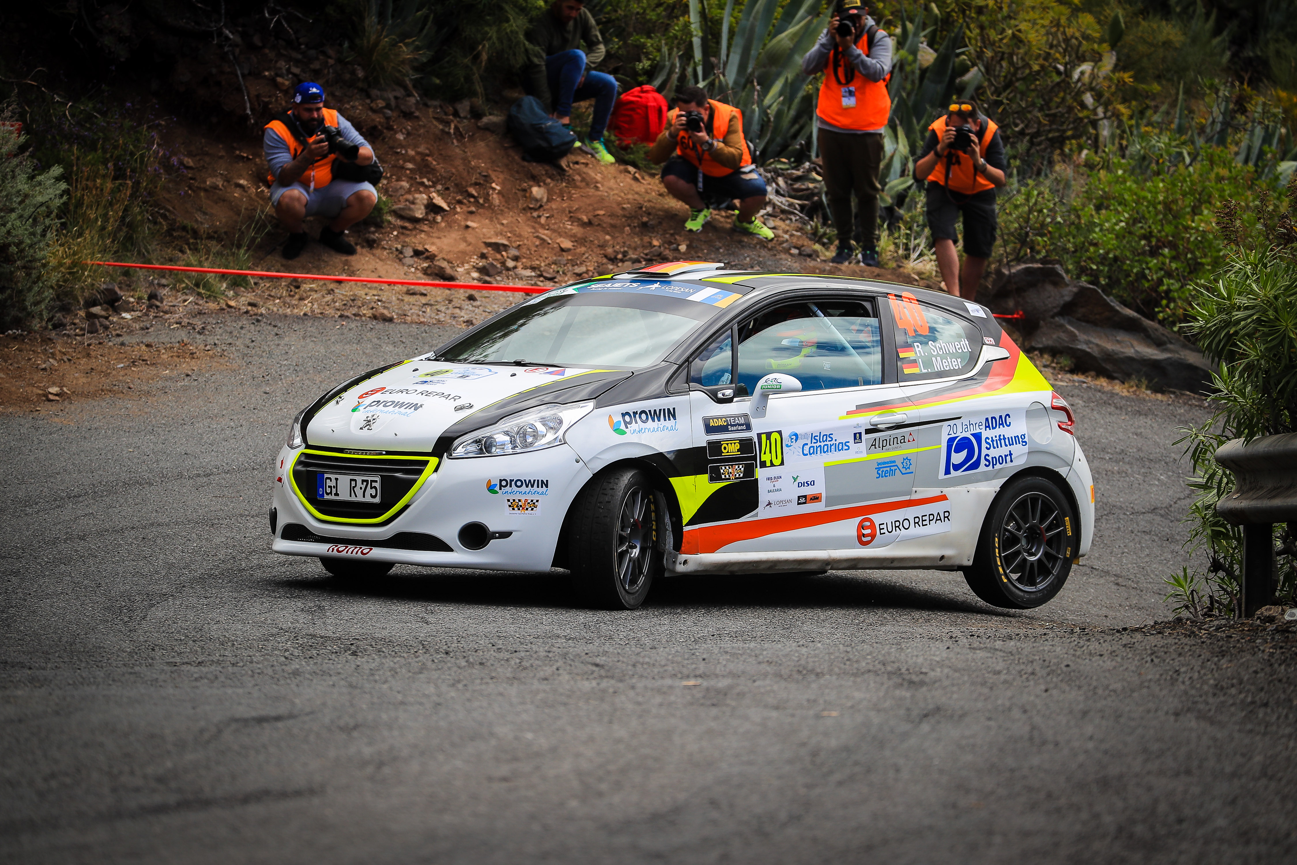 ERC Junior Schwedt out to prove he's a (Roman) gladiator on asphalt