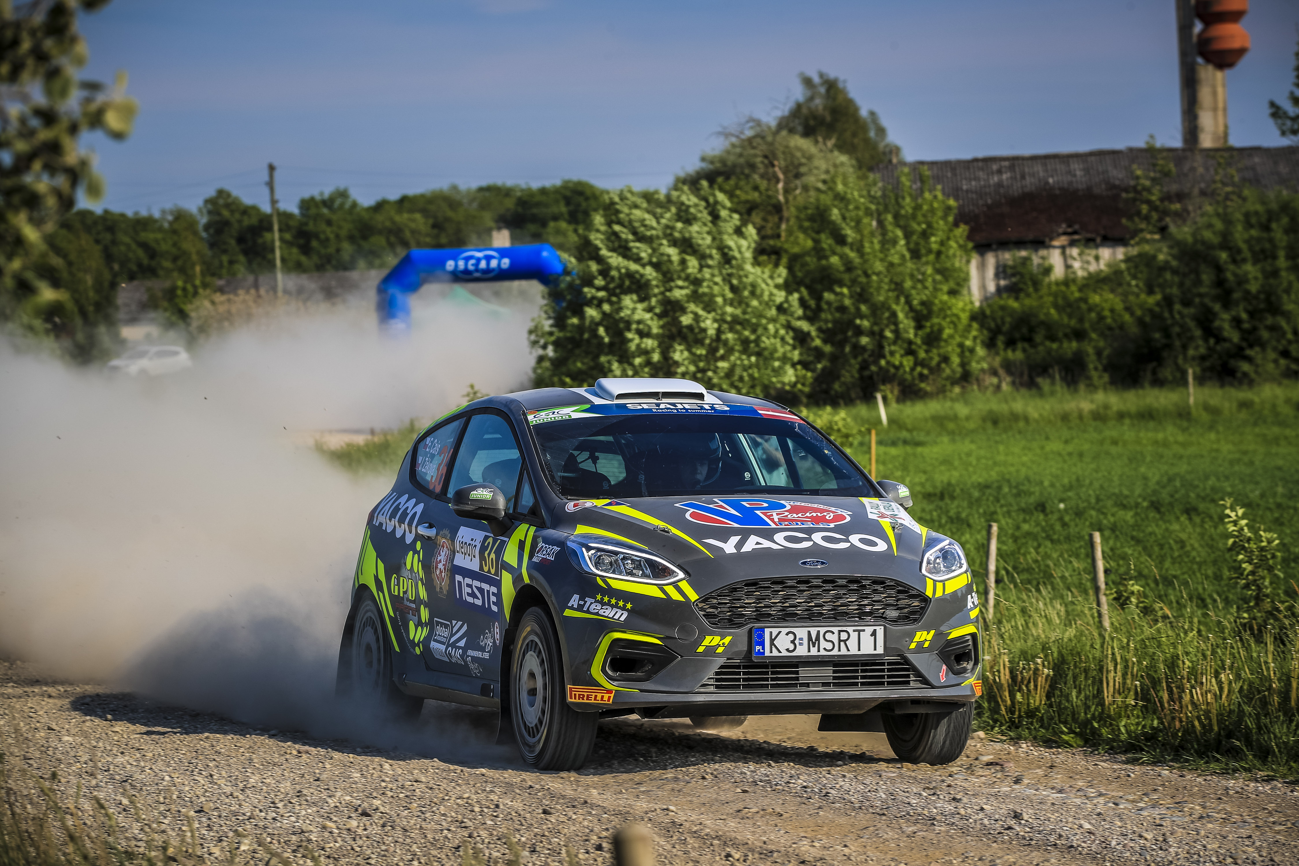 Cais: ERC Poland debut like going back to school