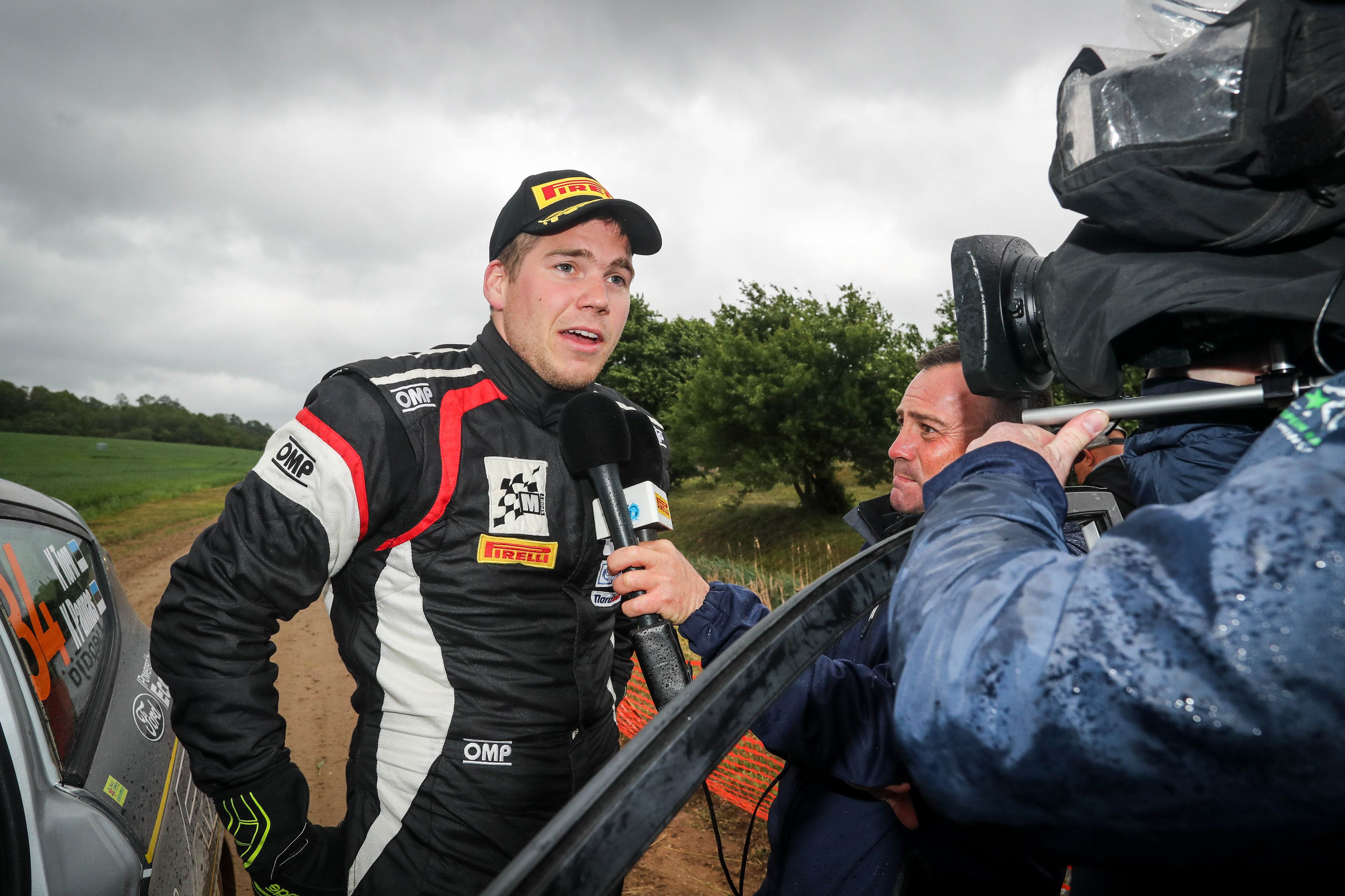 From Rally Poland fan to Rally Poland contender: Torn goes for ERC Junior glory
