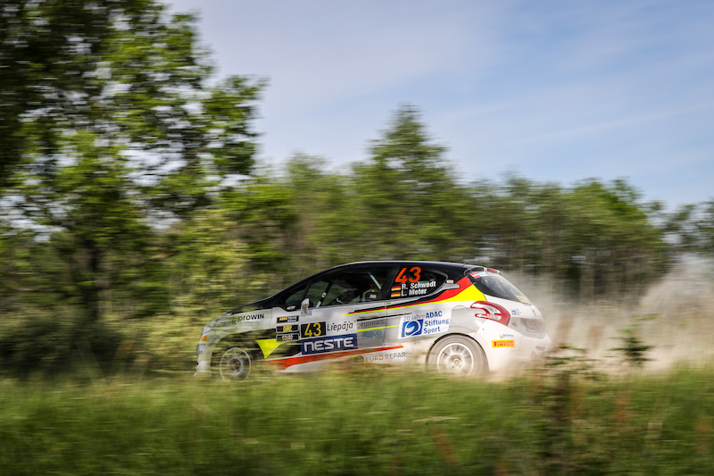 Schwedt is ERC Poland-bound feeling good