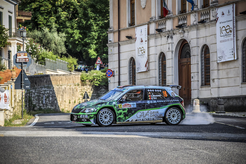 Updated ERC Rally di Roma Capitale itinerary online